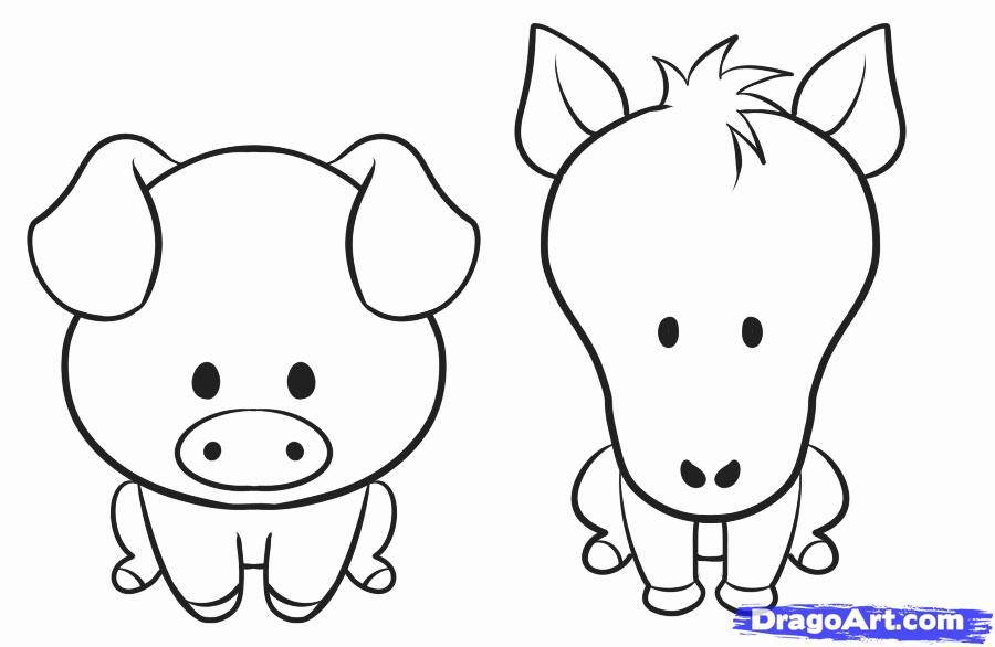 Animal clipart easy, Animal easy Transparent FREE for.