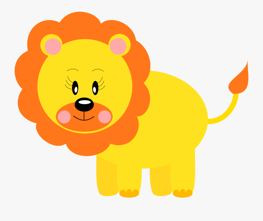 Transparent Zoo Animals Clipart.