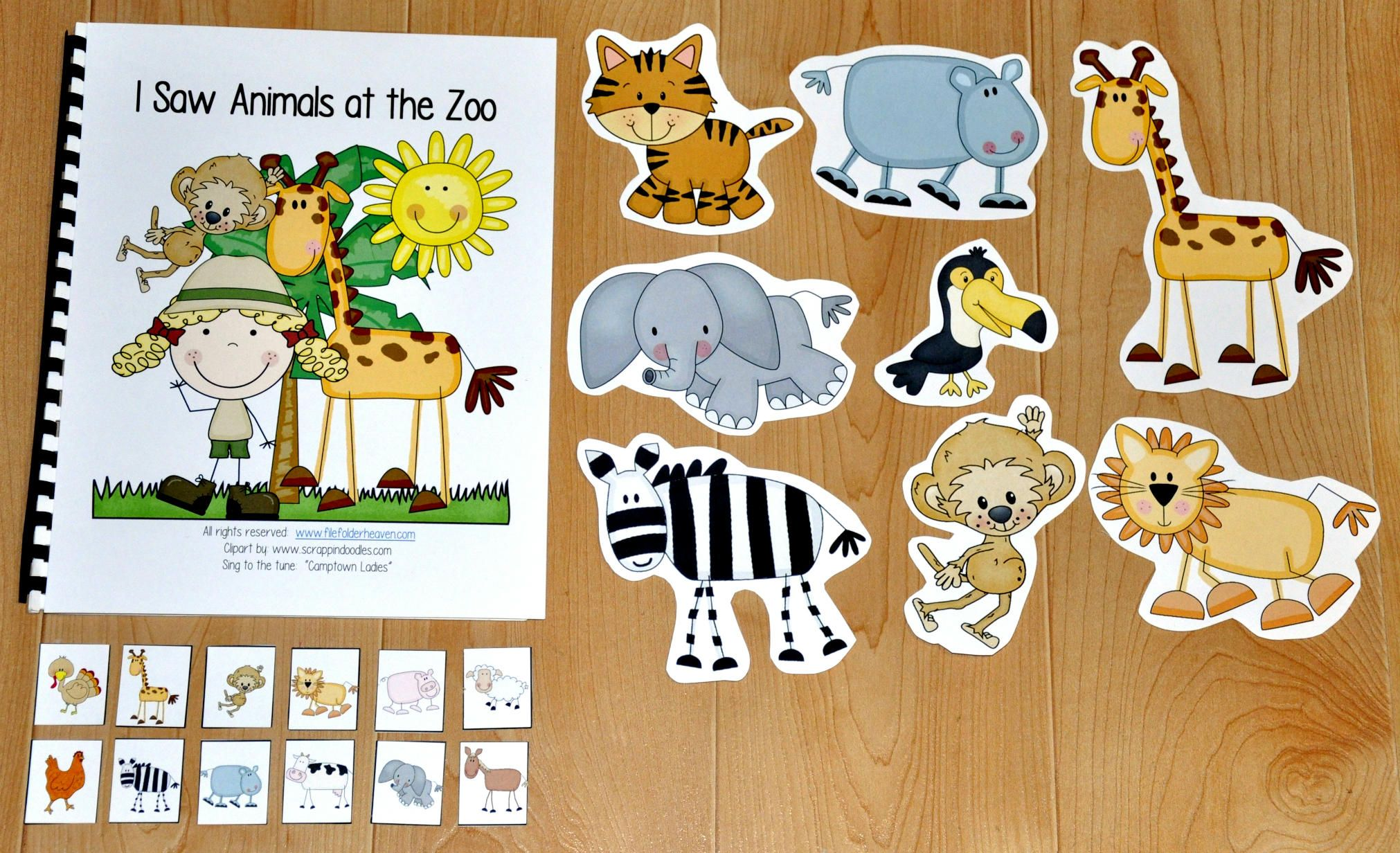 Pin on Zoo Themed Activities.