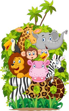 214,717 Zoo Animals Stock Illustrations, Cliparts And.
