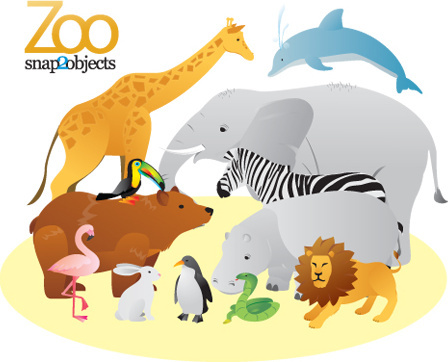Petting zoo animals free vector download (7,036 Free vector.