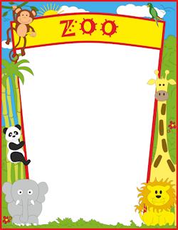 Zoo Border.
