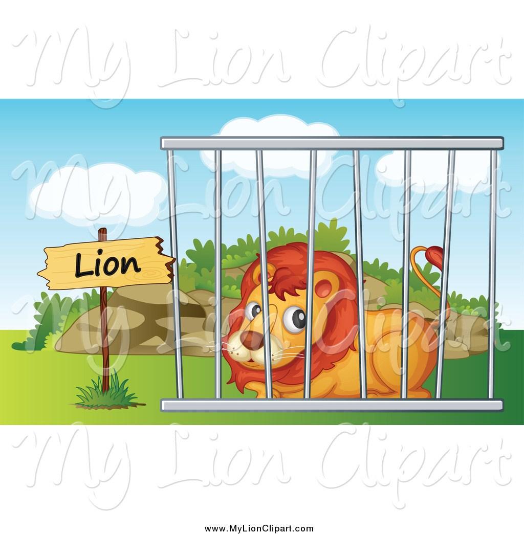 Zoo cage clipart 8 » Clipart Portal.