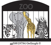Animal Cage Clip Art.