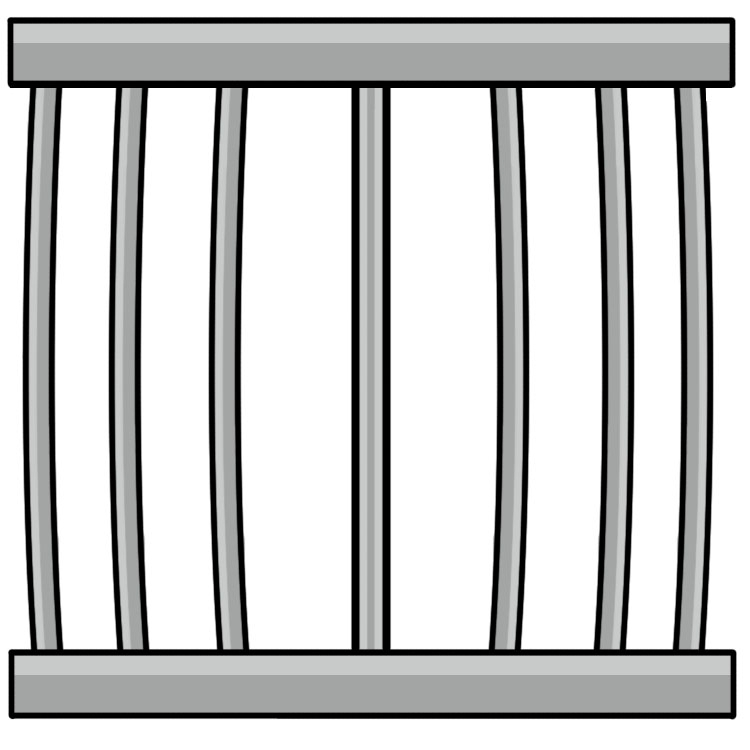 Cage clipart zoo cage, Cage zoo cage Transparent FREE for download.