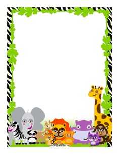 Free Zoo Border Cliparts, Download Free Clip Art, Free Clip Art on.