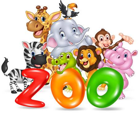 214,717 Zoo Animals Stock Illustrations, Cliparts And Royalty Free.