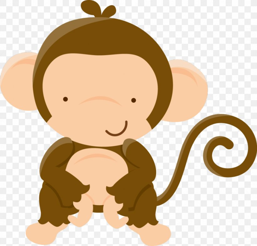 Baby Shower Baby Jungle Animals Party Safari Clip Art, PNG.