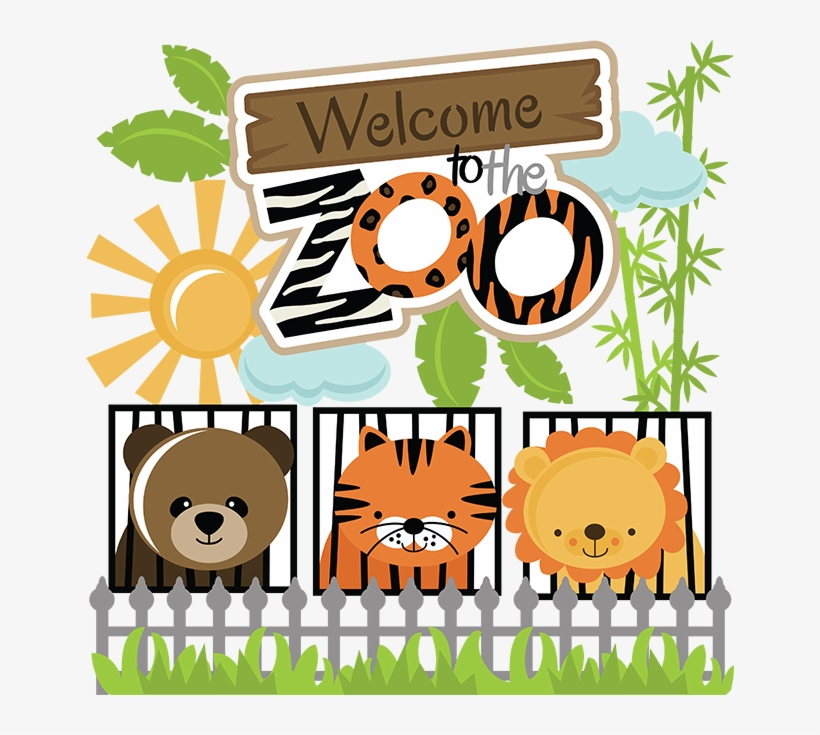 Download Welcome To The Zoo Clipart Lion Clip Art Amusing Free.