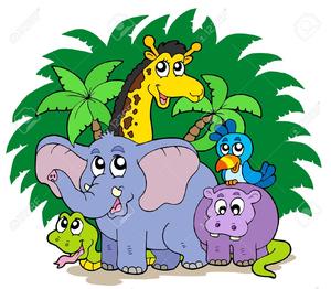 Suzy Zoo Clipart.