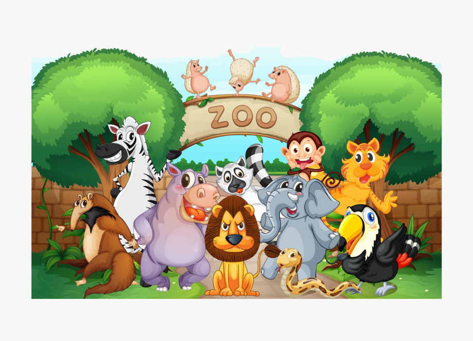 Zoo Clipart Png.