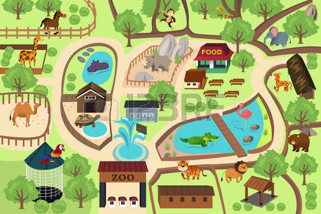 Zoo Clipart Stock Photos Images. Royalty Free Zoo Clipart Images.