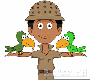 Free Zookeeper Clipart.