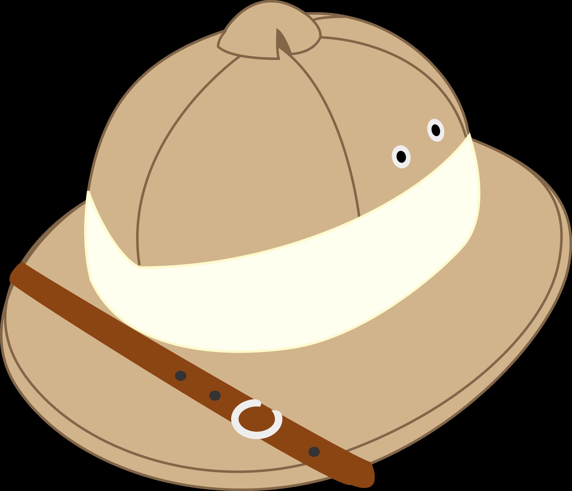 Explorer Hat Clipart.