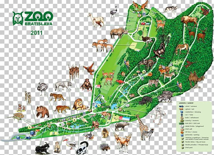 Zoo Map Recreation Tiger Bratislava PNG, Clipart, Area.