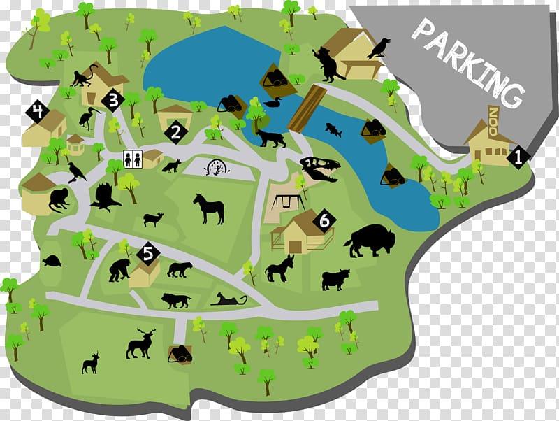 Riverside Discovery Center Honolulu Zoo Map , hiking trek.