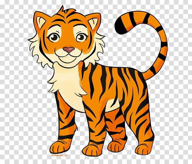 Tiger illustration, Coloring Book Zoo Animals Coloring.
