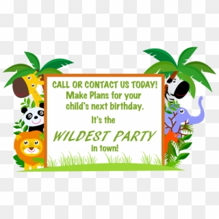 Free Zoo Clipart Png Transparent Images.