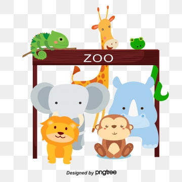 Zoo Png, Vector, PSD, and Clipart With Transparent Background for.
