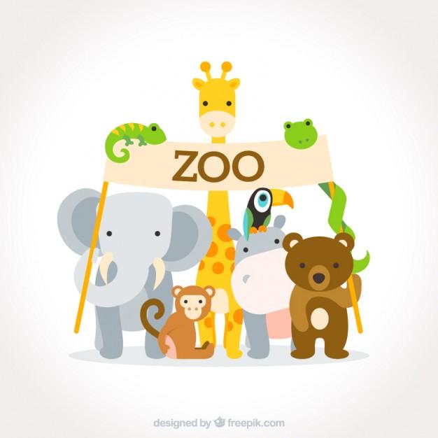 Zoo Vectors, Photos and PSD files.