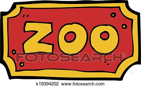 Zoo sign clipart 3 » Clipart Station.