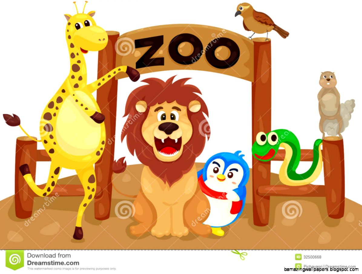 Free Clipart Zoo.