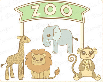 Zoo Clipart.