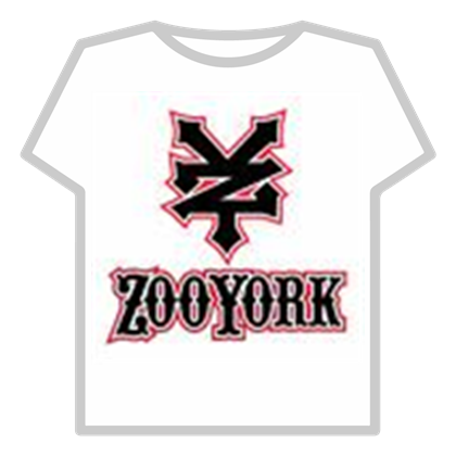 Cool Zoo York Logo.