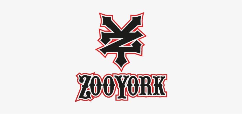 Logo Zoo York Vector Logo.