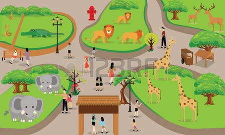 137,321 Zoo Stock Illustrations, Cliparts And Royalty Free Zoo Vectors.
