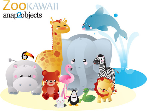 Free clipart of zoo animals free vector download (9,148 Free.