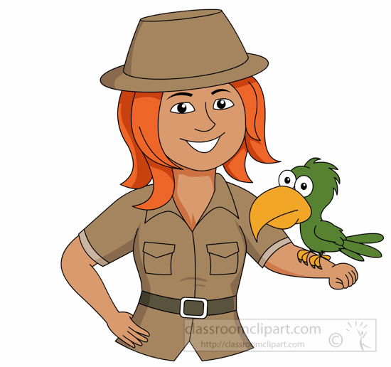 31+ Zookeeper Clipart.