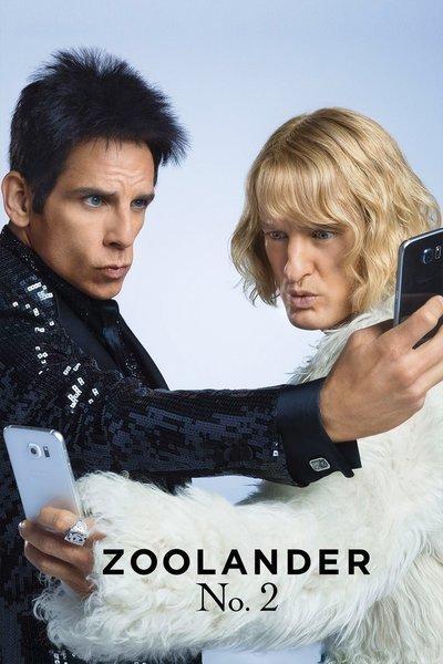 Zoolander 2 Movie Review & Film Summary (2016).