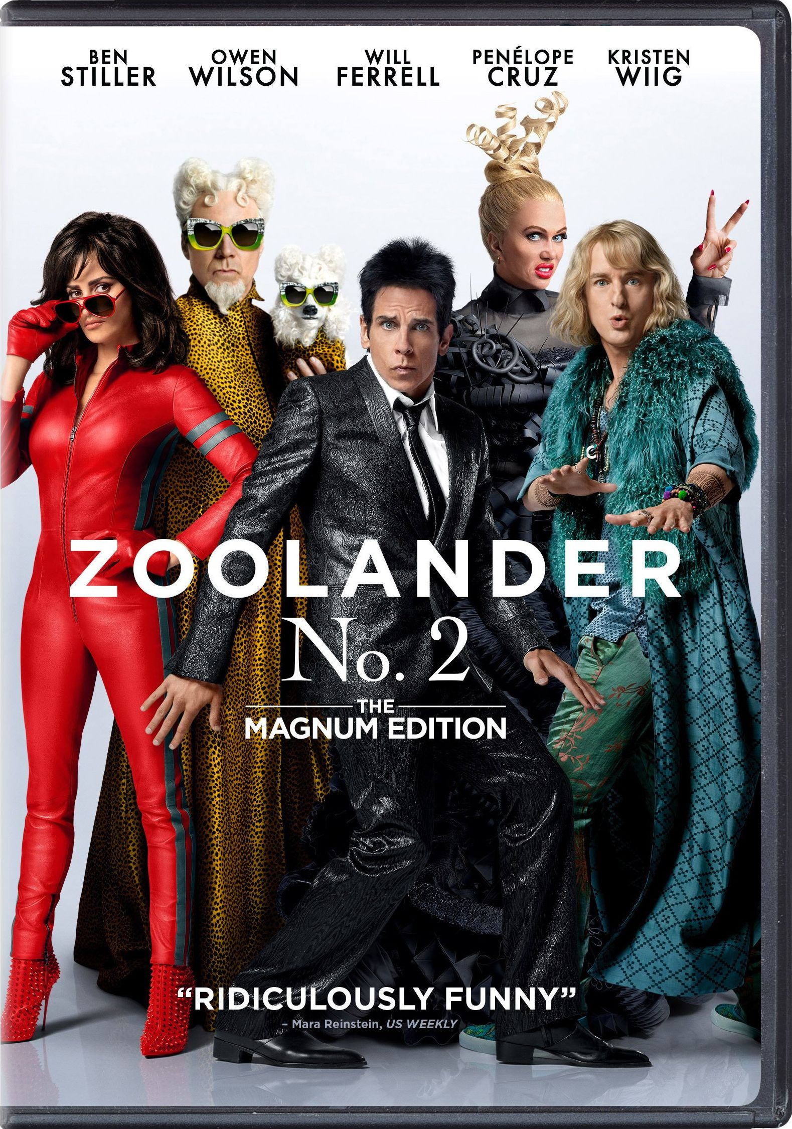 Zoolander 2 DVD Release Date May 24, 2016.