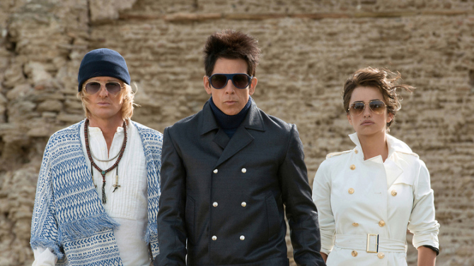 Zoolander 2' Review: Ben Stiller's Sequel Hits the Runway With a.
