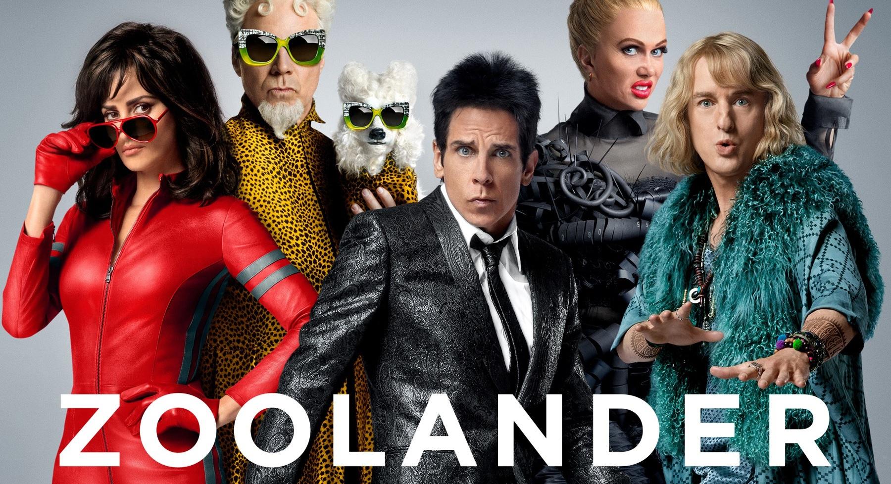 Zoolander 2 review.
