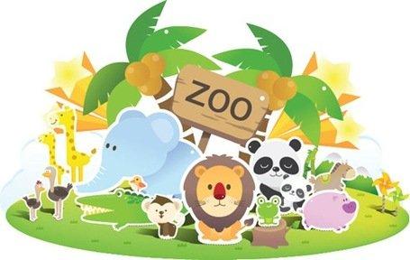 Zoo Clipart zoologico 4.