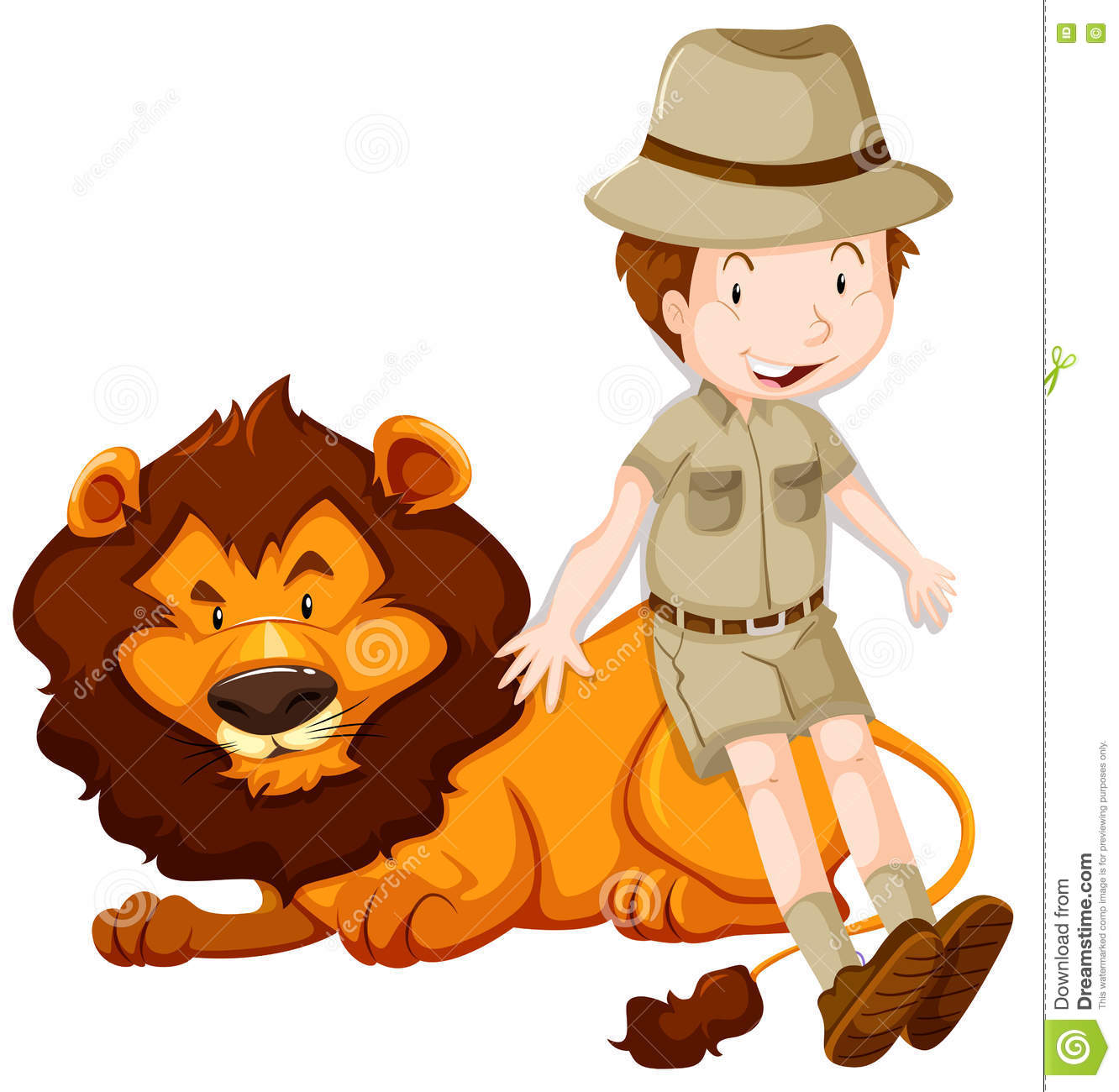 Zoologist clipart 8 » Clipart Station.
