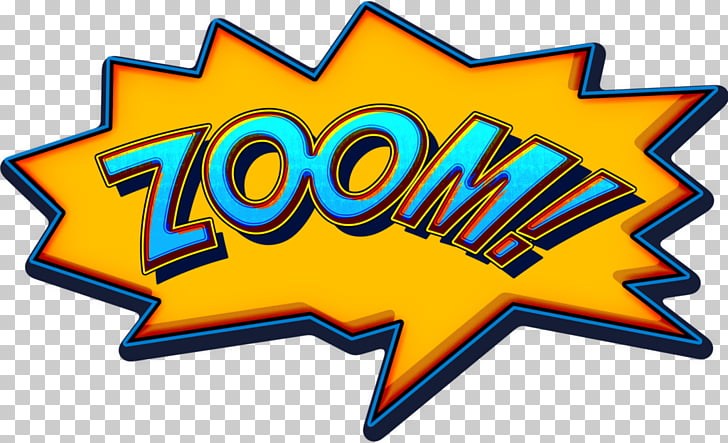 Speech balloon Comics Comic book Superhero , zoom PNG.