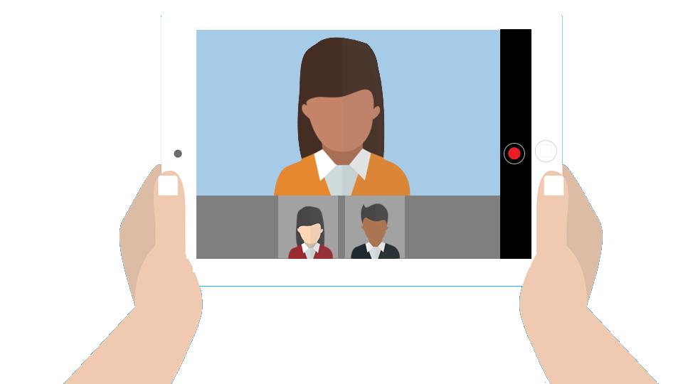 Video Conferencing.