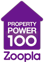 The top 100 Zoopla estate agents on social media.