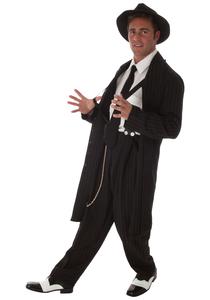 Zoot Suit Clipart.