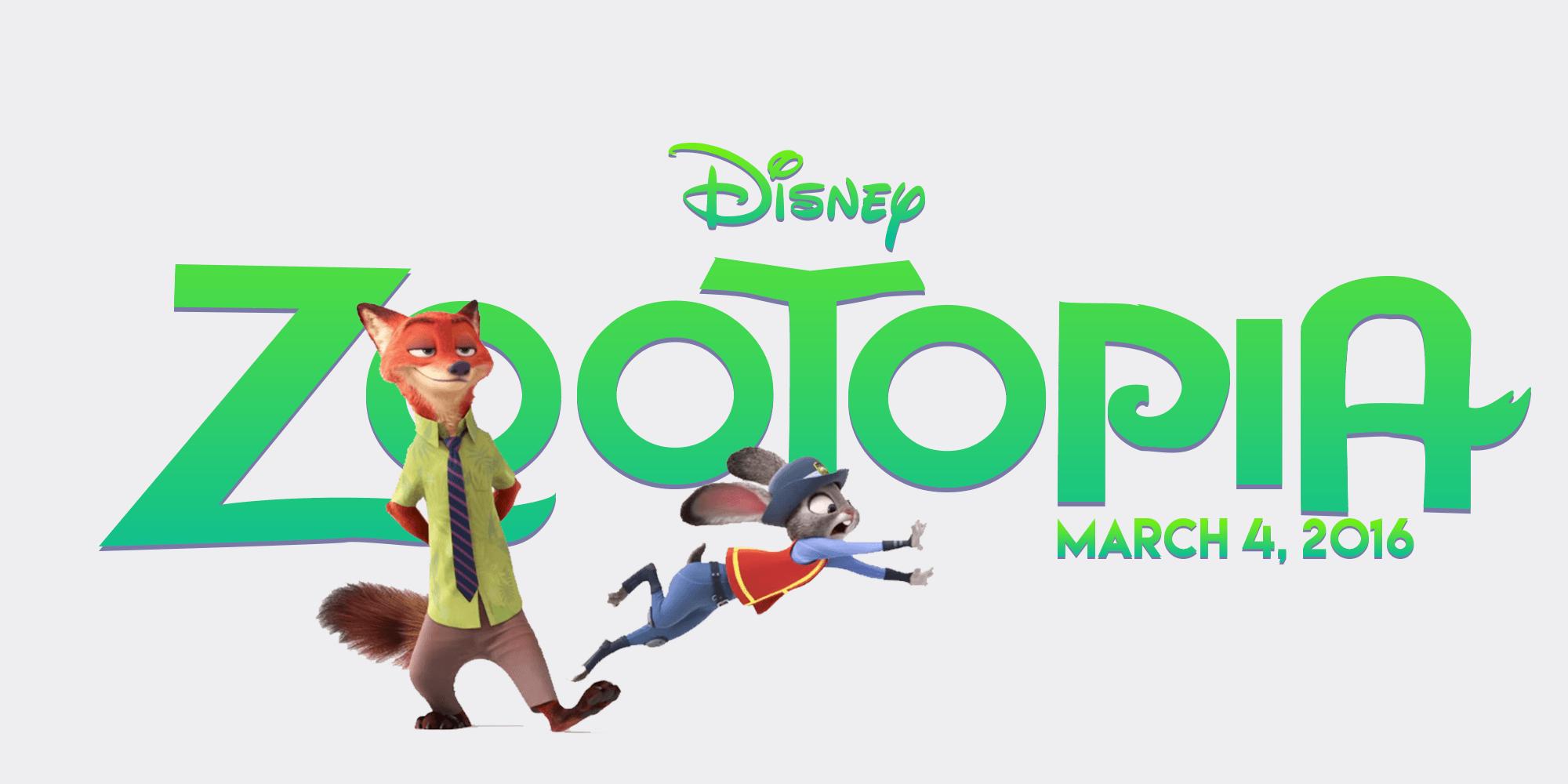 Zootopia Logo.