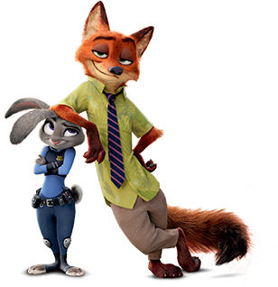 PNG Zootopia.