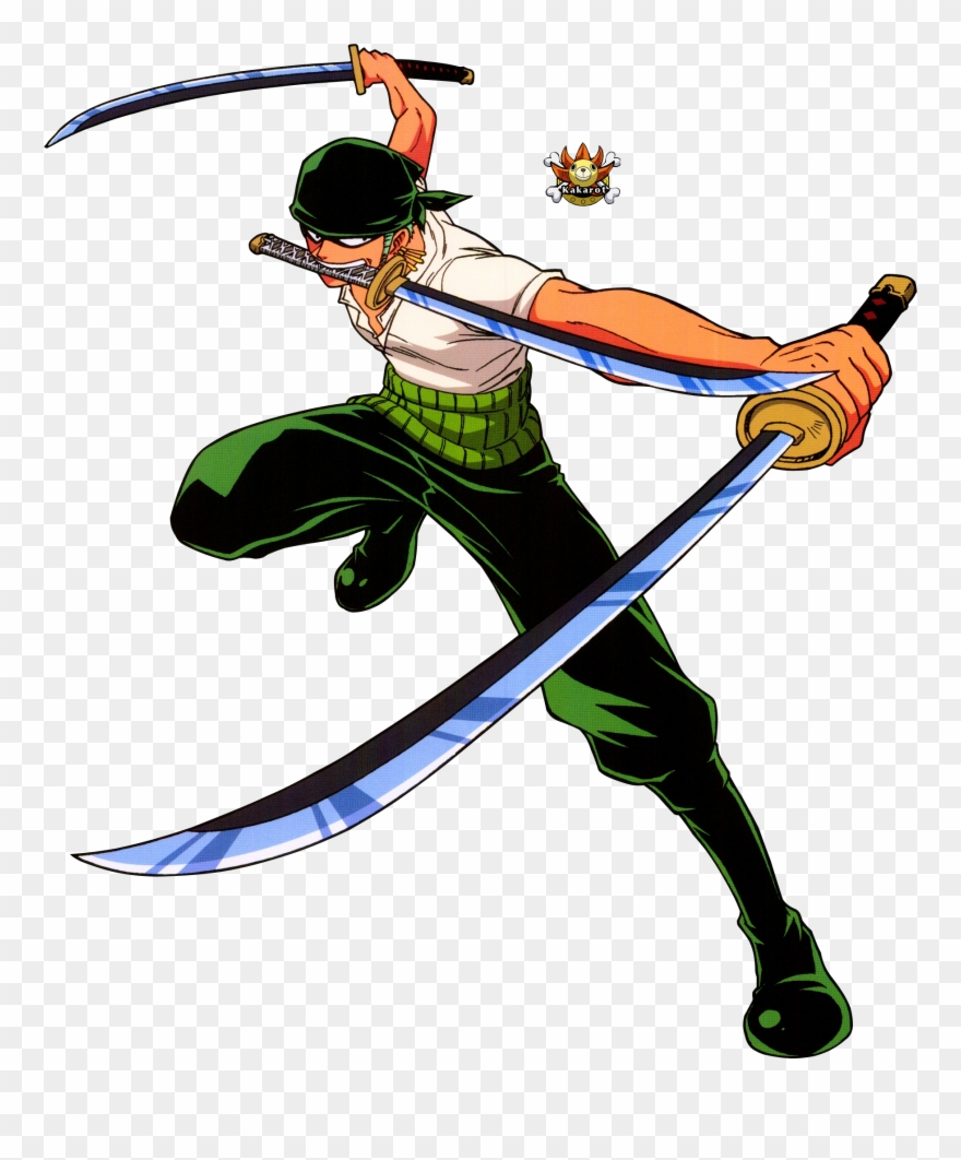 One Piece Zoro Png Pic.