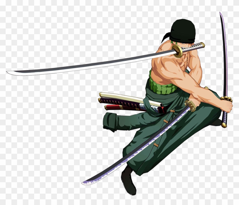 One Piece Zoro Png.