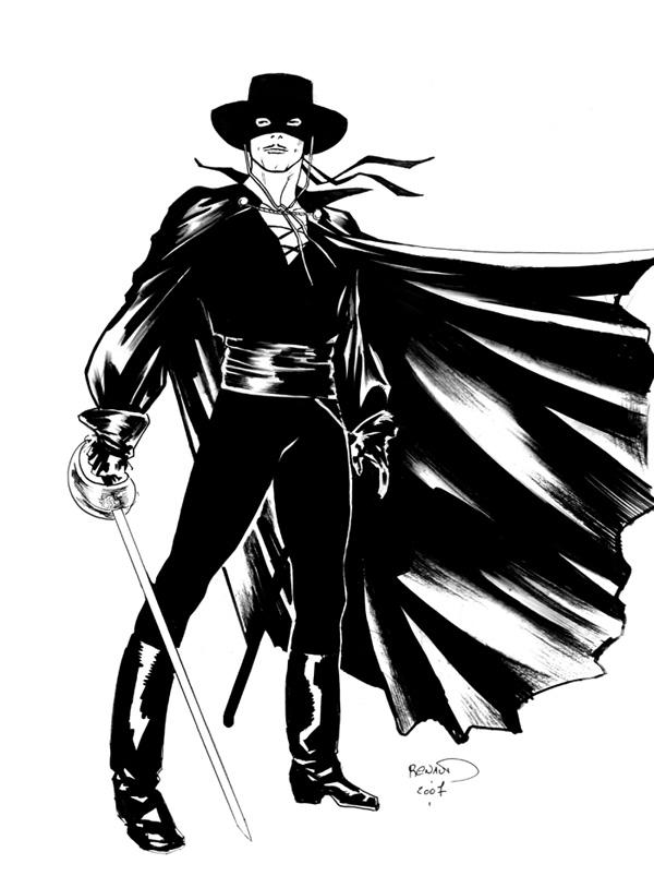 1000+ images about Comics Phreek: Zorro on Pinterest.
