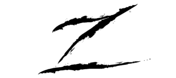 Zorro Signature transparent PNG.