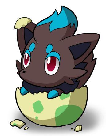 17 Best images about Pokemon zorua on Pinterest.