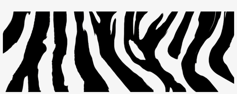 Zebra Print Png Picture.